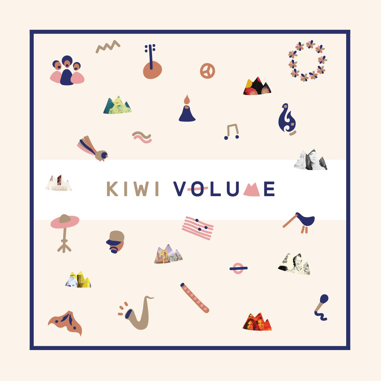Doublecat Kiwi Volume Vinyl Musique
