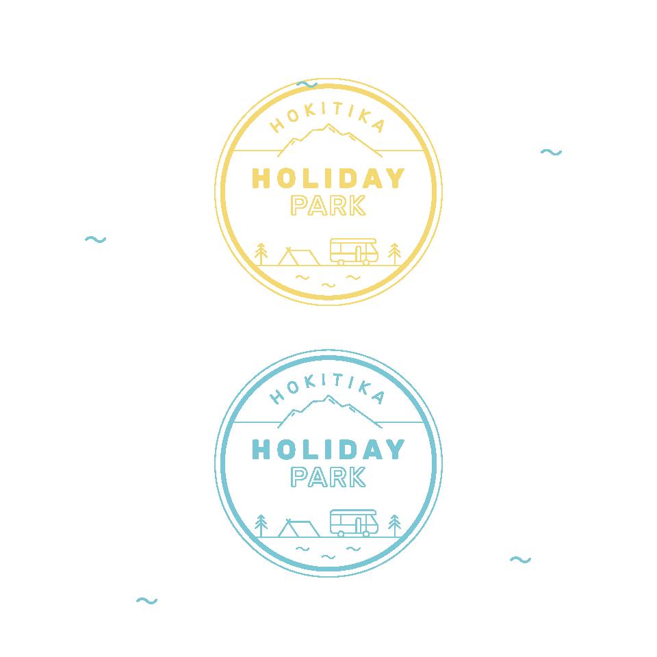 doublecat-hokitika-logo-variations