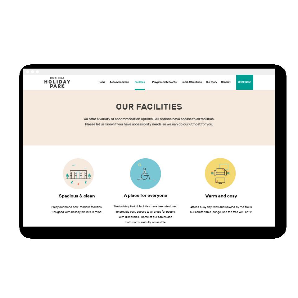 doublecat-hokitika-site-facilities