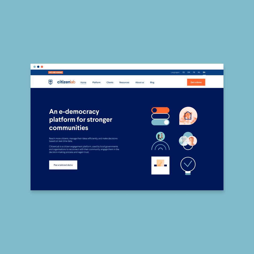 citizenlab-homepage-website
